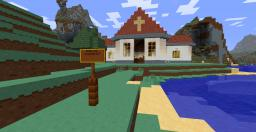 The church of King Dim Minecraft Map & Project
