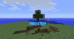 Worst Spawn EVER! New found land Minecraft Blog