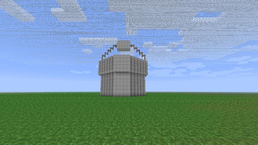 Milk Bucket Minecraft Giant Bucket of Milk M...