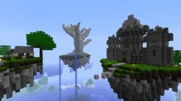 Skydwarf Village Minecraft Map & Project