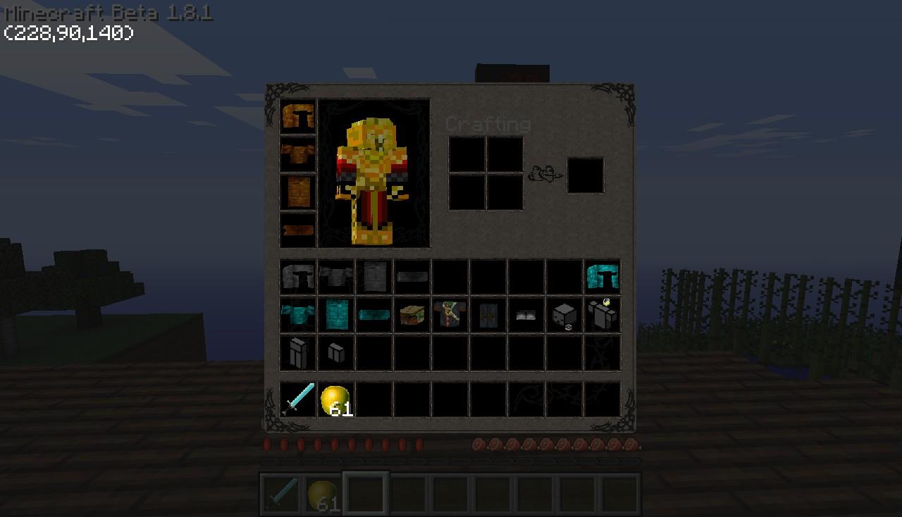 Gold armor, Lannister armor