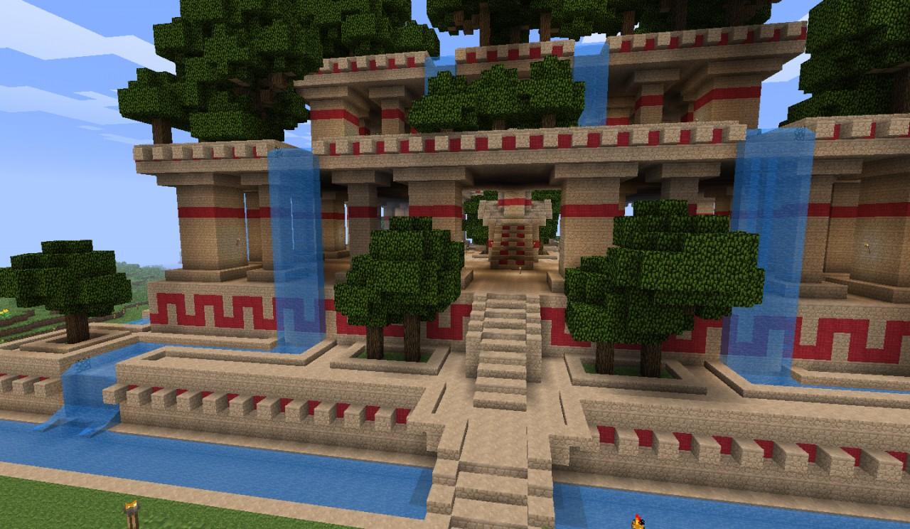 Les Jardins Suspendus De Babylone Ancient History