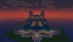 The Grand Palace Minecraft Map & Project