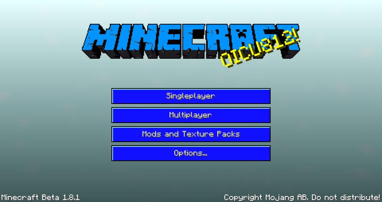 minecraft ice texture pack