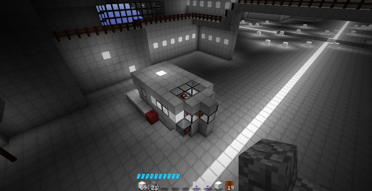 My star trek shuttle minecraft project for Star trek online crafting leveling guide