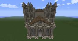 Cathedral Minecraft