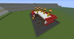 Birthday Cake Minecraft