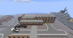 Warehouse / Factory Hall Minecraft Map & Project
