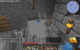 Underground Mine/Stronghold Minecraft Project