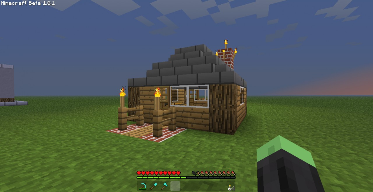 Pin Small Minecraft House Ideas Pinterest Ajilbabcom Portal Picture