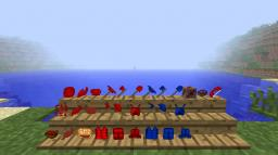 [1.1] Crayfish Mod v2.6 - Updated to 1.1, Removed Ultimate Armour. Minecraft Mod