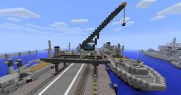 Crane from Harbour Project Minecraft Map & Project