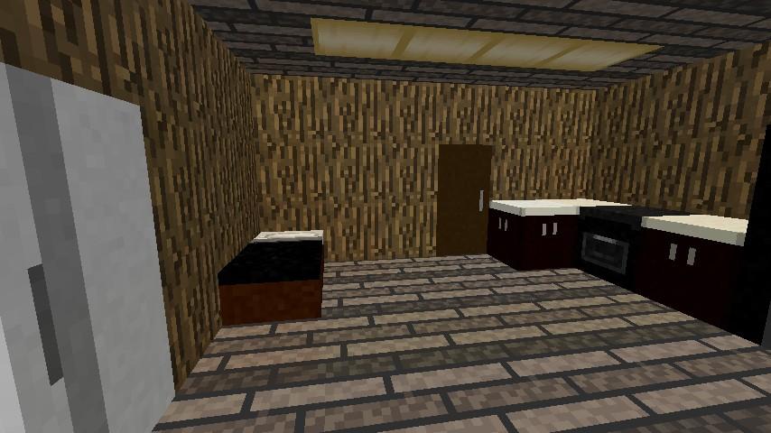 Room furnished