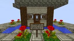 TrickandFriend's project 1, Flying Zen Dojo! Minecraft Map & Project
