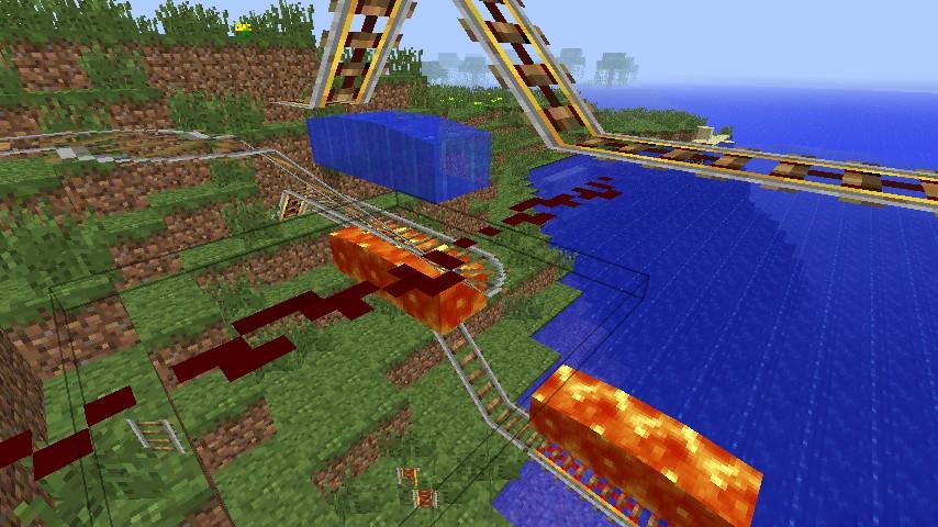 Скачать мод на рецепты крафта для Minecraft 1.6.4