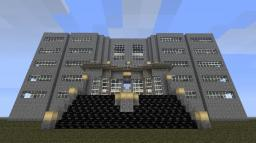 Large Office Building/City Hall Minecraft Map & Project