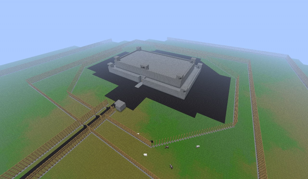 Fort Knox Minecraft Project