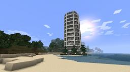 Hotel - Oasis Minecraft Map & Project