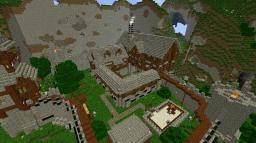 TrickandFriend's Tale of Kingdomz! Minecraft Map & Project