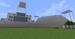 Coors Field in Denver, Colorado Minecraft Map & Project