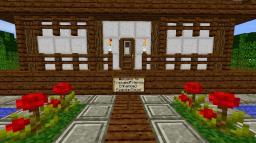 TrickandFriend's Project 1, Enhanced Pagoda/Dojo! Minecraft Map & Project