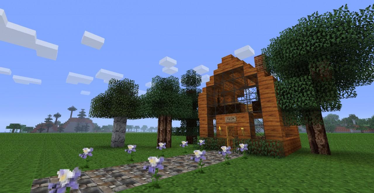 Blender's Super House! :D