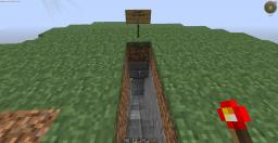 Hidden Piston Stairs V2 Minecraft Map & Project