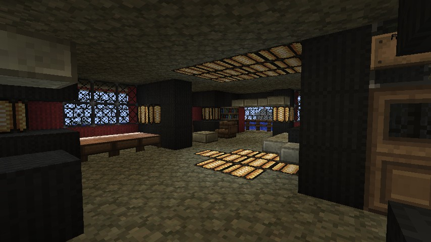 Imperial Pyramid Minecraft Project