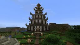 Pagoda of Life Minecraft