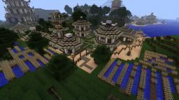 East Village Minecraft