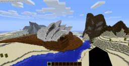 MOVED   Sydney Opera House! [exterior and interior] Minecraft Project