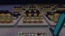 SEMA - Sokar/EDTA's Melon Automate. The Ultimate Melon Farm Minecraft