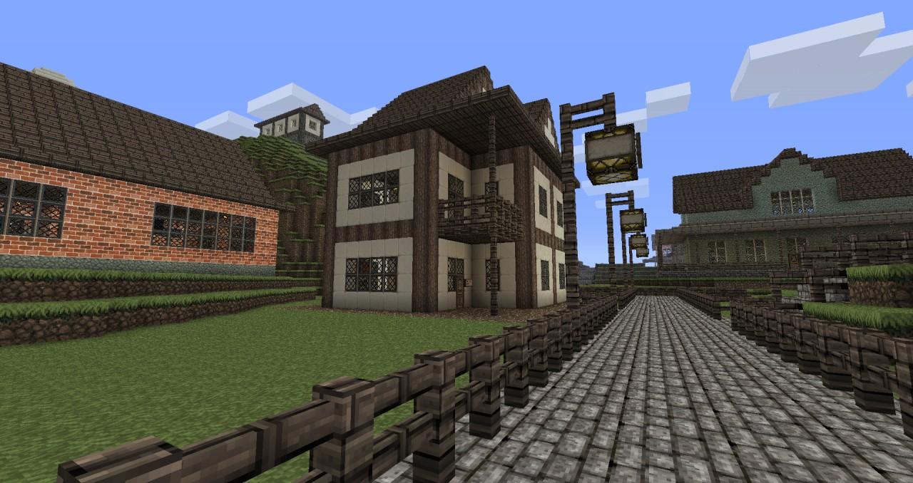 Minecraft House 1 0 Minecraft Project