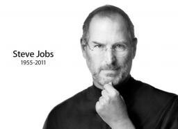 Steve Jobs 1955 - 2011 ... Minecraft Blog Post