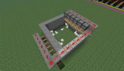 Egg Farm (with Video Tutorial) Minecraft