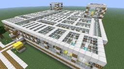 Minecraft Parkour Training Facility Minecraft