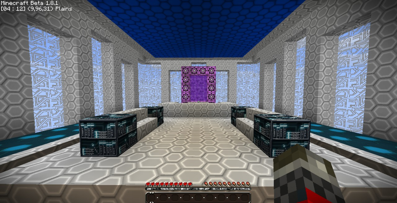 Obsidian Research Facility The Leak Minecraft Project