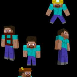 The Steve pack! Minecraft