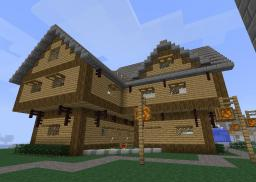 House of Witches Minecraft Map & Project