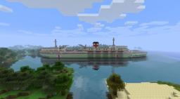 Hospital Ship Minecraft Project