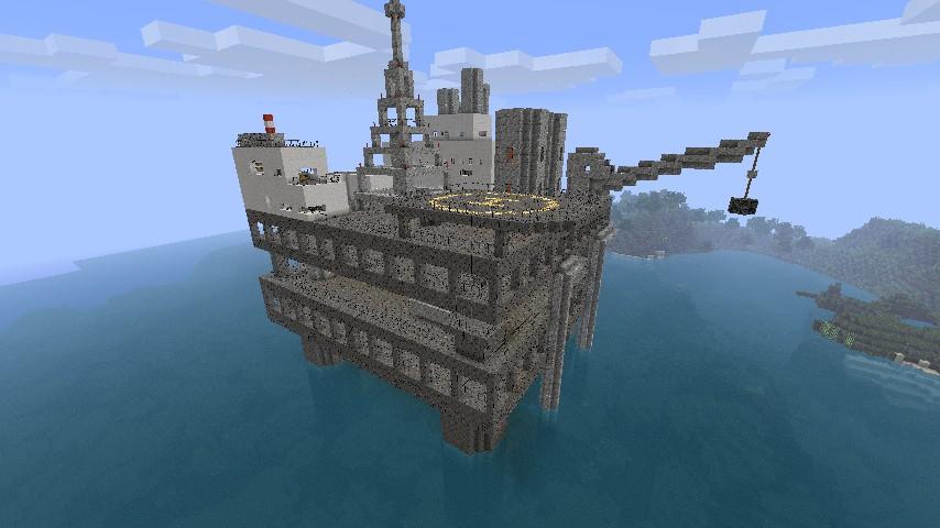 Build A House On The Ocean