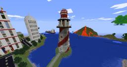 Light House - My Verion Minecraft Project
