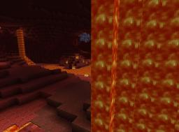 The Nether Mars Minecraft Texture Pack