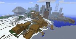 Kismet City Minecraft Map & Project