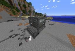 Endermen Bunker Minecraft Project