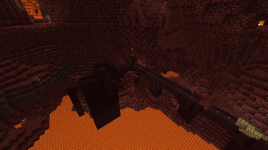 Nether Dungeons/Strongholds!
