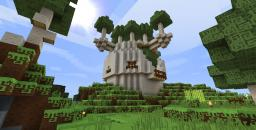 The Life Tree : Birch Fortress Minecraft Project