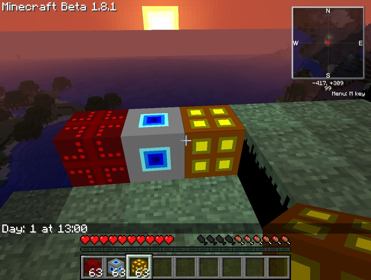 Nether Materials
