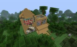 My Modern/Old House Minecraft