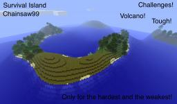 Survivalist Island! (For the strongest and the weakest!) Minecraft Map & Project
